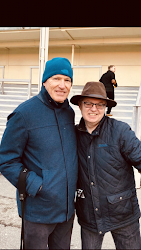 Winter Derby Trial Day Lingfield Park racecourse with champion trainer John Gosden 02/02/19