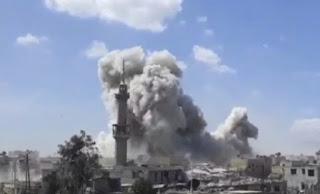 Η Ρωσία απειλεί με αντίποινα τις αμερικανικές δυνάμεις στη Συρία
