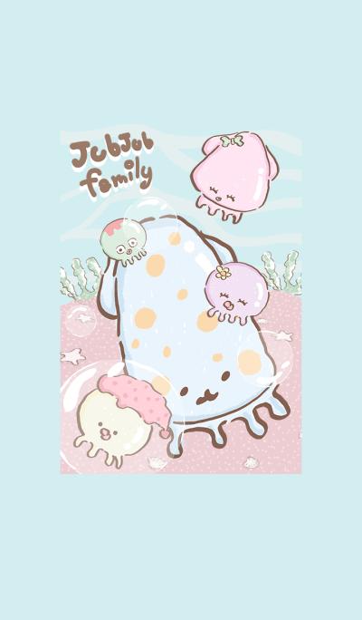 Jubjub family