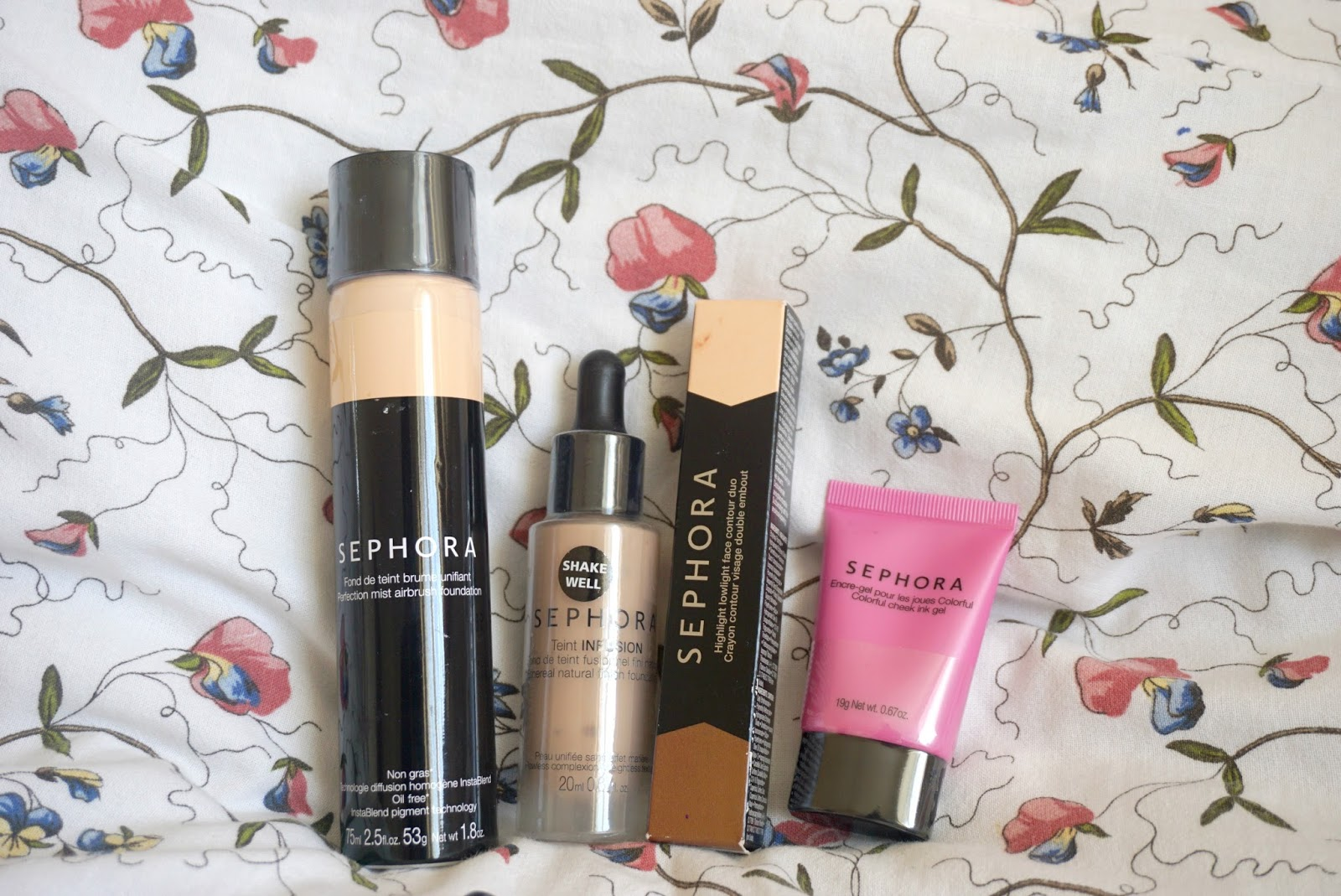 Beauty blogger sephora haul