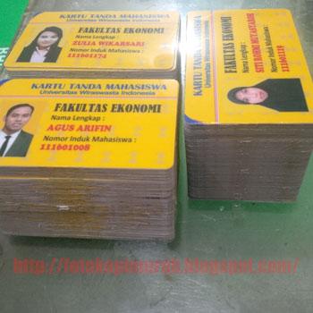 Pesan ID Card Murah