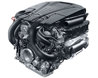 Mercedes-benz  S-Class S-Class Engine Specs