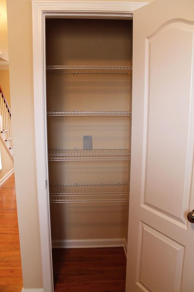 Fantastic Confessions Of A New Old Home Owner Diy Fabric Shelf Home Remodeling Inspirations Gresiscottssportslandcom