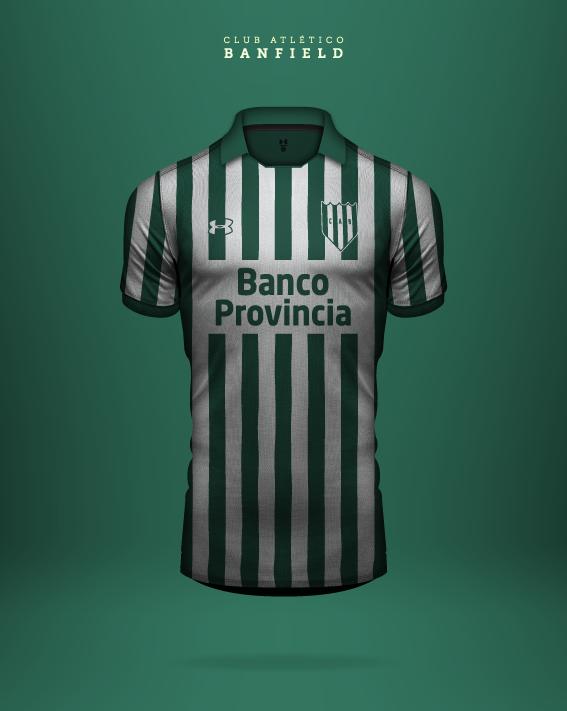51fb0fd5a Designer cria camisas de clubes argentinos inspirados na Under Armour - Parte  01