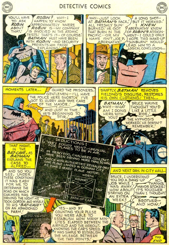 Read online Detective Comics (1937) comic -  Issue #179 - 14