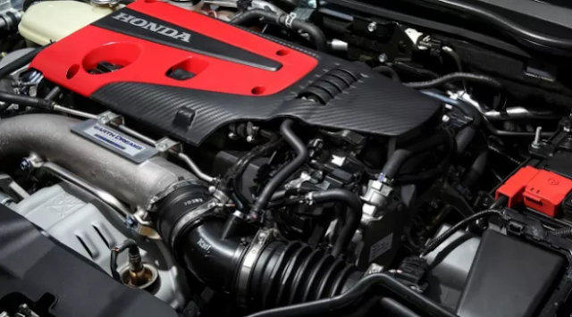 2020 Honda Civic engine