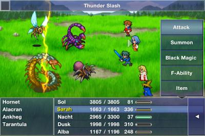 Final Fantasy Dimensions para iOS e Android dia 31 com preço revelado 2