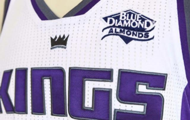 Los Kings, segundo equipo NBA en lucir publicidad