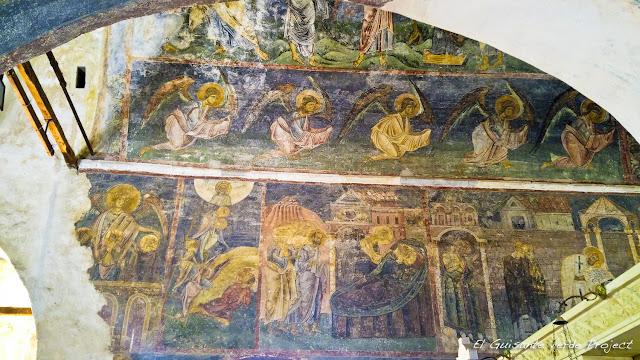 Frescos de la Iglesia de Santa Sofía,, Ohrid - Macedonia por El Guisante Verde Project