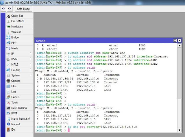 IP DNS