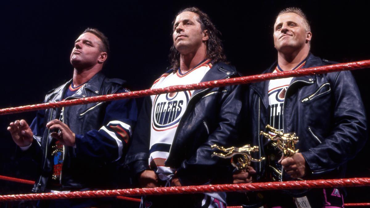 Bret Hart não foi convidado a fazer parte da indução de British Bulldog no WWE Hall of Fame