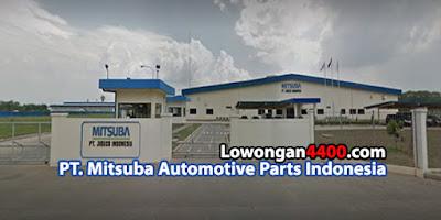 Lowongan Kerja PT. Mitsuba Automotive Parts Indonesia Purwakarta