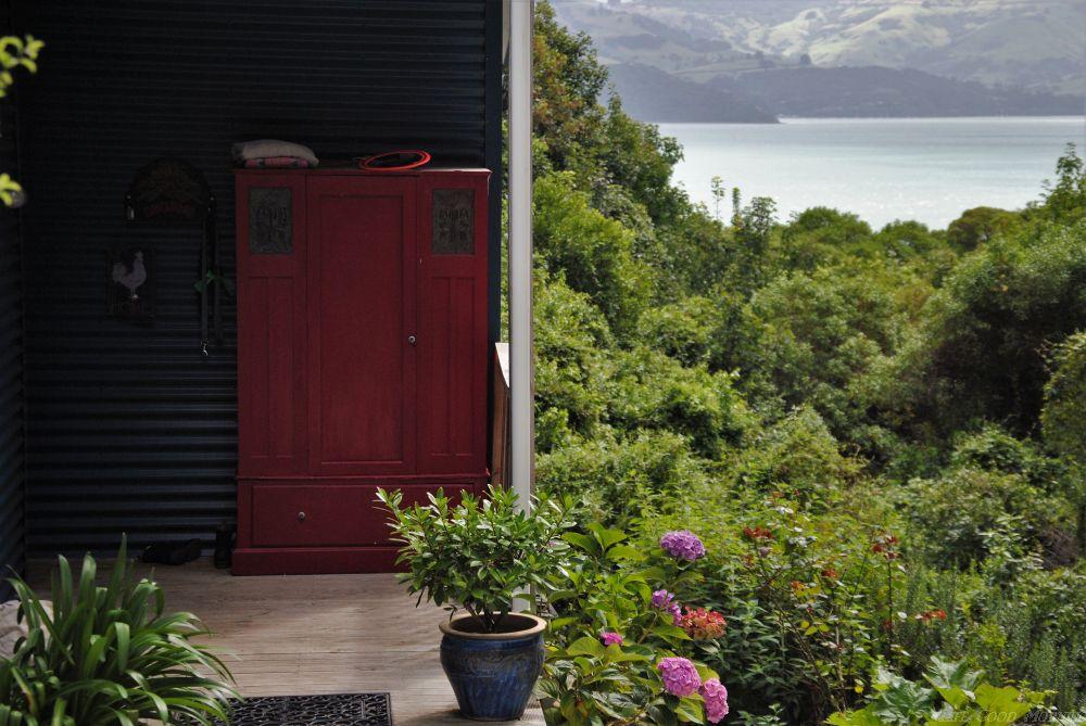 Do Nowej Zelandii - po siebie w kilka miejsc.