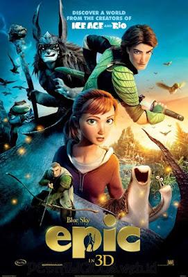 Sinopsis film Epic (2013)