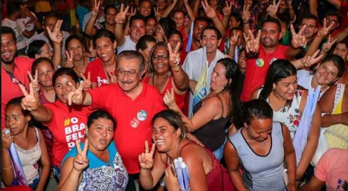 """Maranhão evita salto alto, mas já mira 2º turno: """"Quem me coloca lá é o eleitor, que determinados políticos tanto subestimaram"""""""