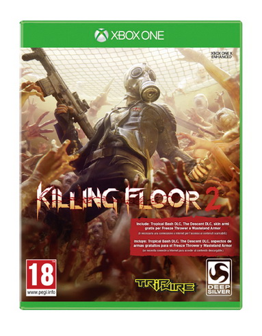 Killing Floor 2 aterriza en Xbox One