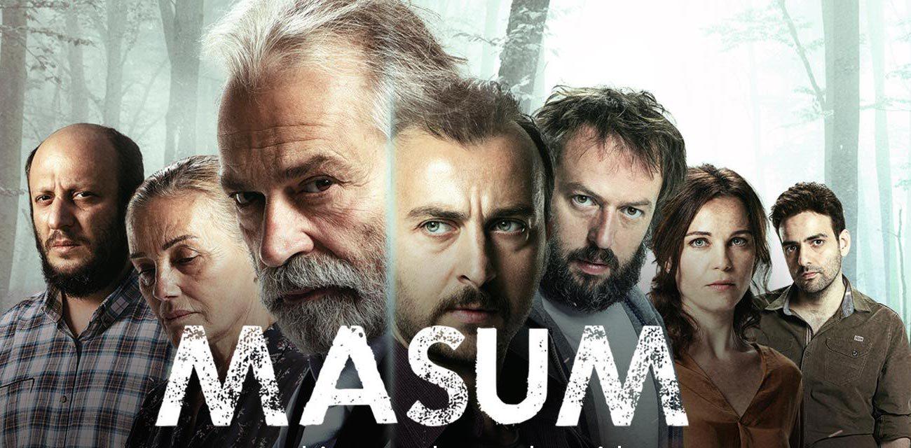 Gelmiş geçmiş en iyi Türk dizisi adayı : Masum
