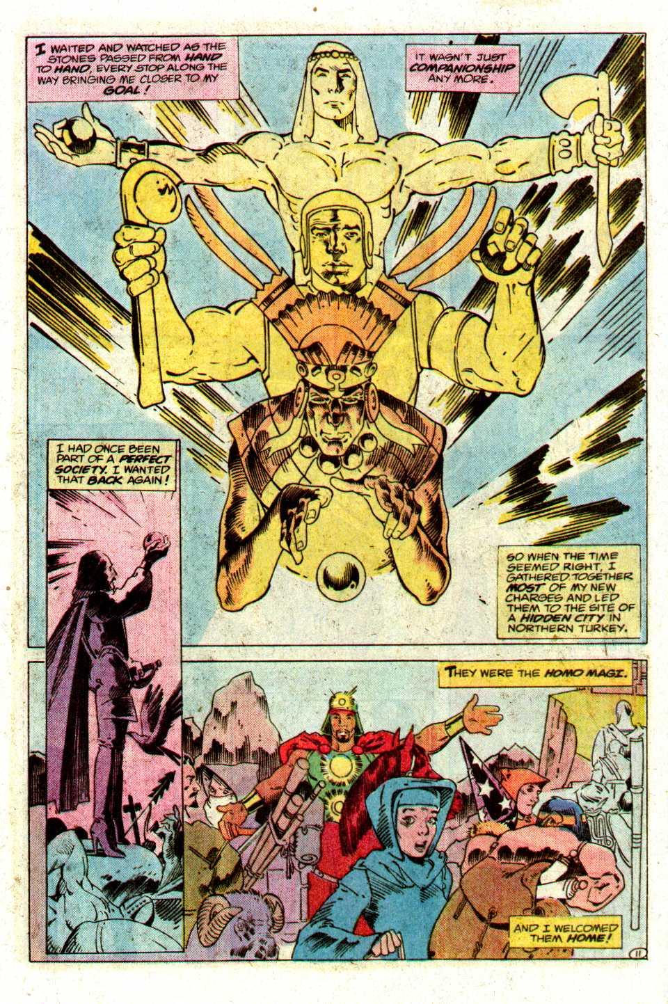 Read online Secret Origins (1986) comic -  Issue #27 - 12