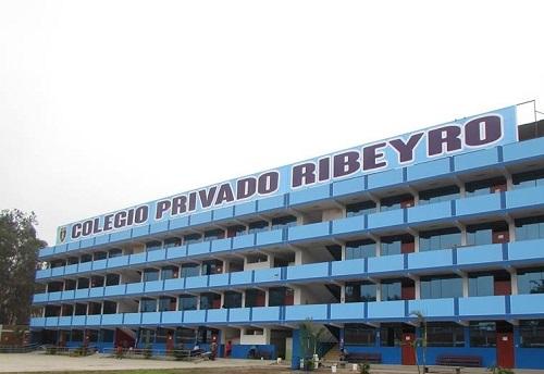 Colegio JULIO RAMÓN RIBEYRO - Vitarte