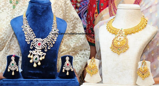 Vasundhara Diamond and Antique Jewellery