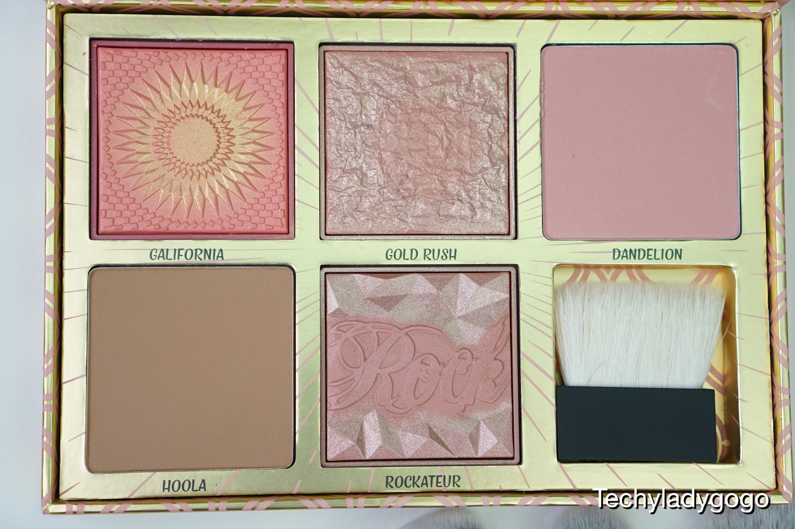 รีวิว BENEFIT COSMETICS Blush Bar Cheeks on Pointe Blush & Bronzer Palette พาเลทบลัชออนสุดคุ้ม ใหม่ล่าสุด ที่สาวหวานต้องมี