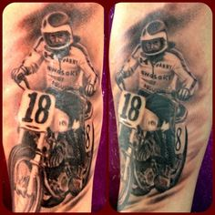 6312f17088ed37b8fedb001347458daa  motorcycle tattoos memorial tattoos - Moto Tattoo