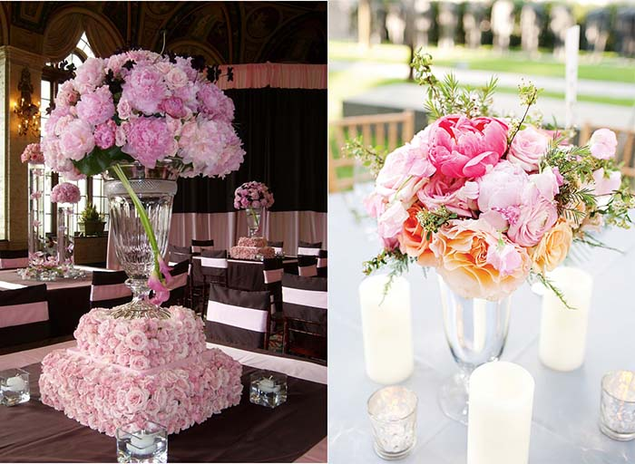 Beautiful Wedding Flowers: Peony Wedding Flowers Inspiration