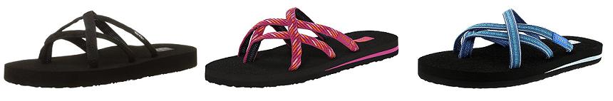 Teva Olowahu Flip Flops as low as $8 - most are $15-$20 (reg $25)