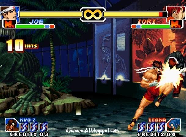 Joe Higashi Super Move