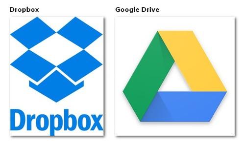 Dropbox Dan Google Drive