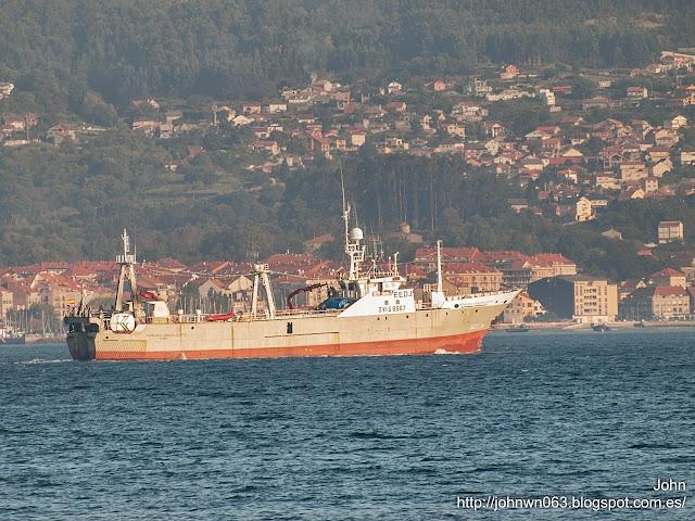 fotos de barcos, imagenes de barcos, hermanos gandon cuatro, arrastrero, trawler, vigo