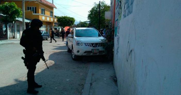 Sicarios ejecutan a funcionario de hospital público en Chiapas