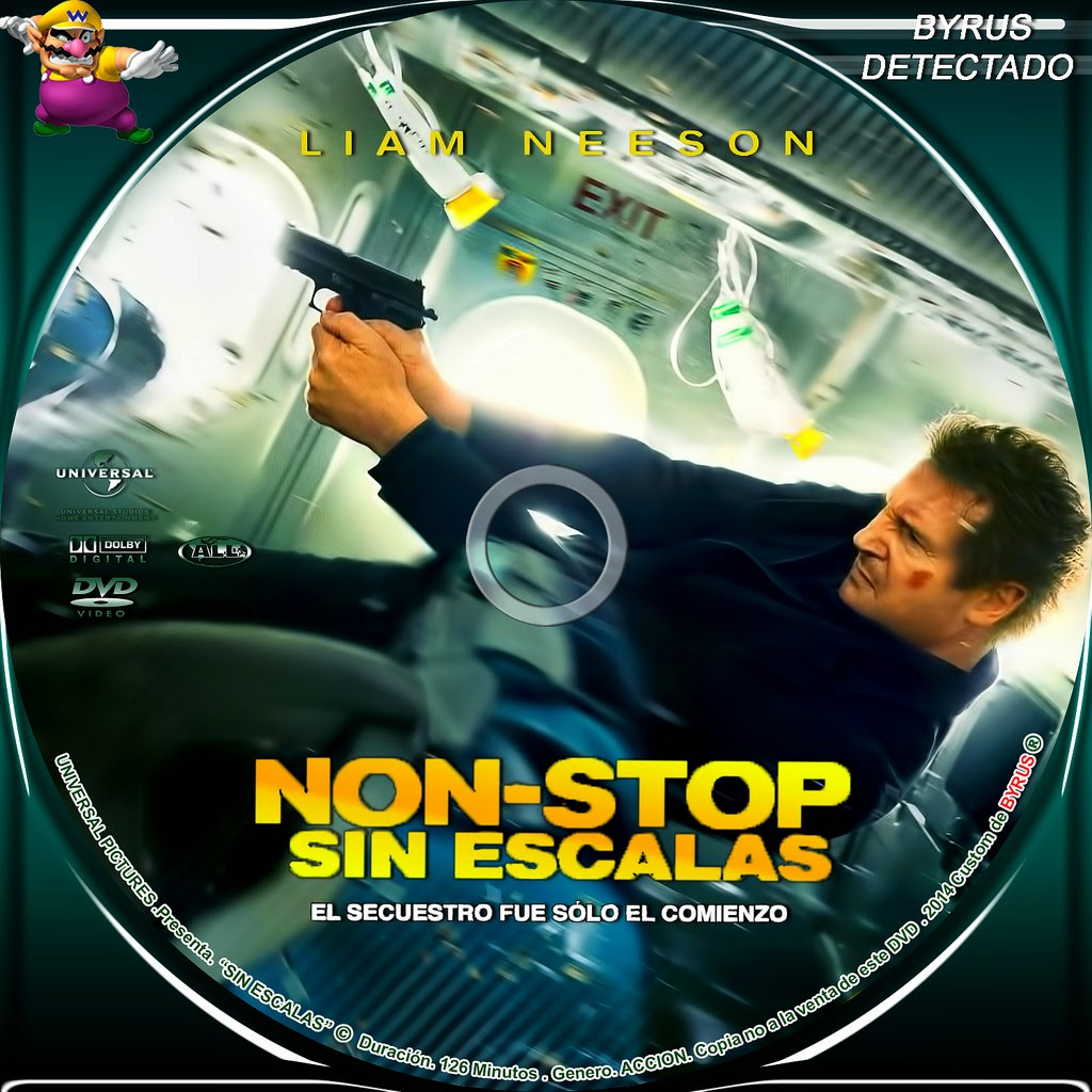 Non Stop Dvd 2014 | non stop 2014 dvd movie menus, non ...