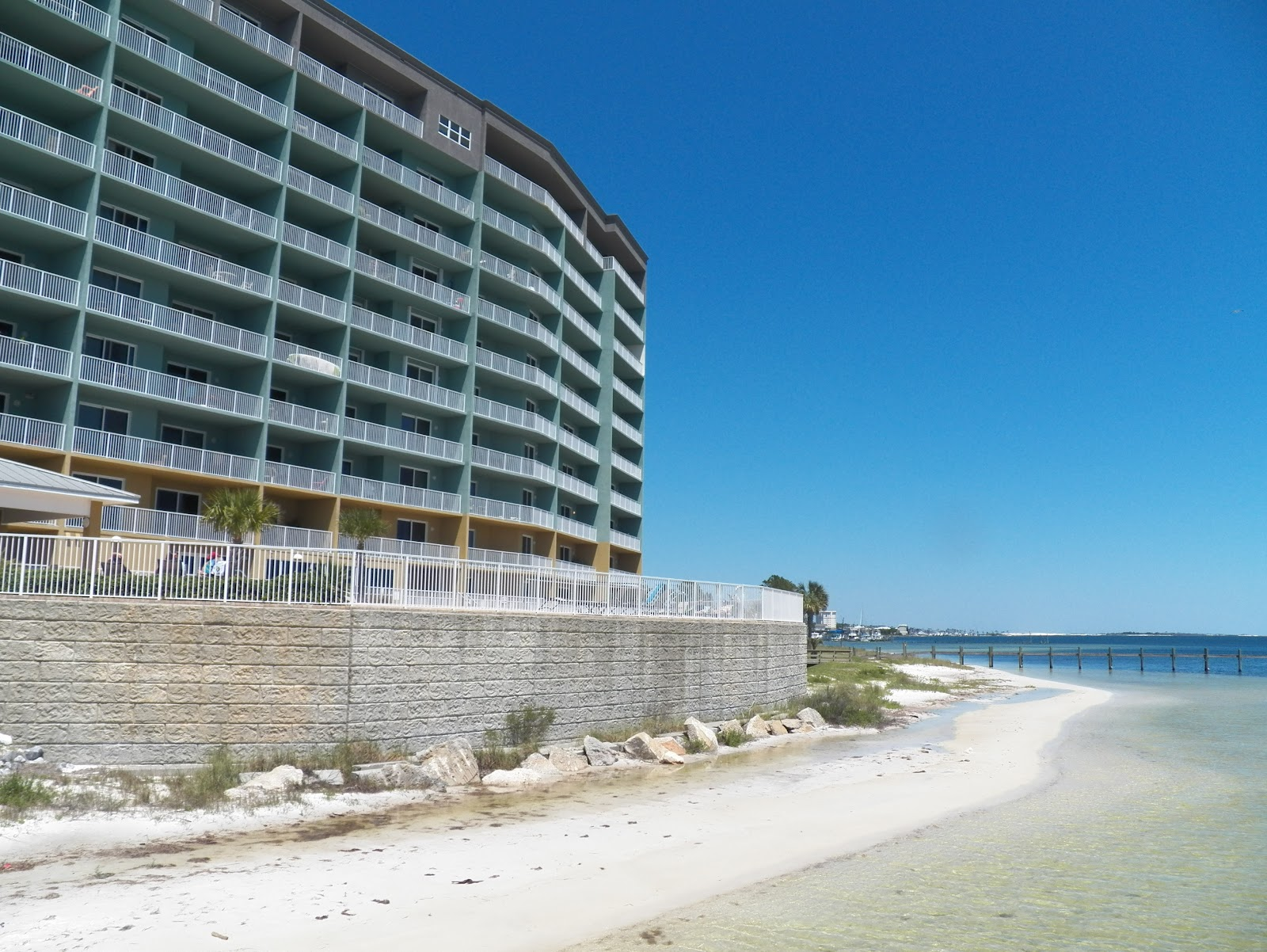 Harbour Pointe Waterfront Condos Near Nas Pensacola