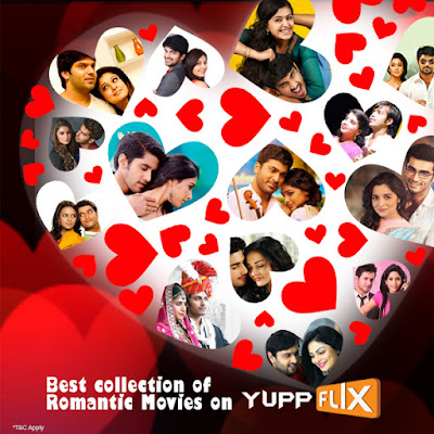 YuppFlix Romantic Movies
