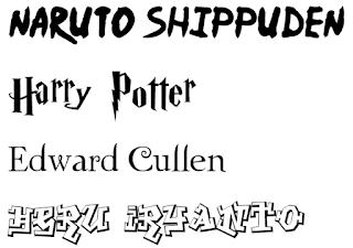 font keren ini sudah sanggup anda gunakan di microsoft word Cara Menambahkan Font Keren di Microsoft Word