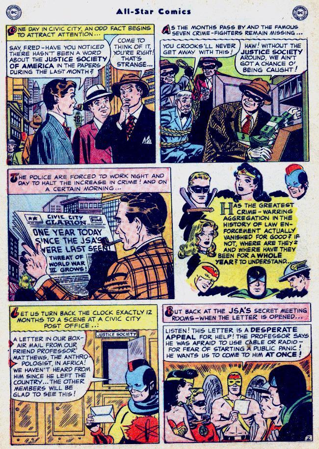 Read online All-Star Comics comic -  Issue #52 - 3