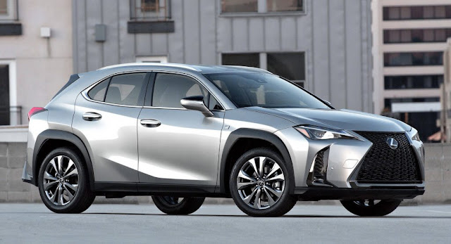 Galleries, Lexus, Lexus UX, New York Auto Show, Reports