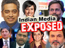 Is the media spreading an ideological terrorism in India?