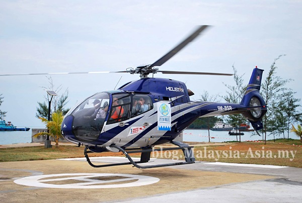 Port Dickson Helicopter Tours