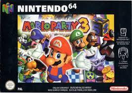 LINK Mario Party 3 N64 CLUBBIT