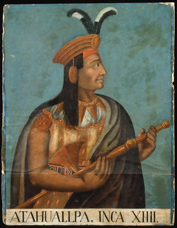 Atahualpa - Incan Emperor