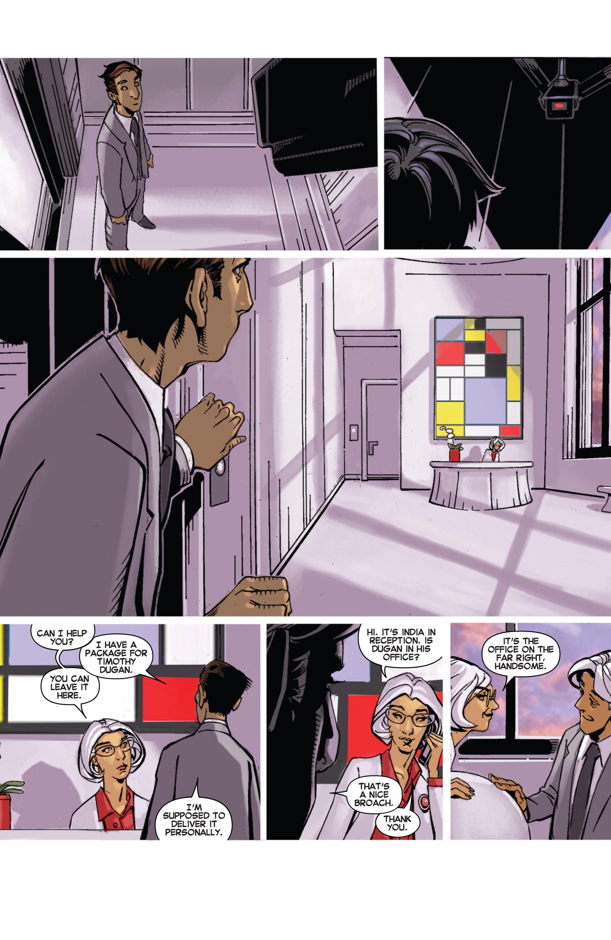Read online Uncanny X-Men (2013) comic -  Issue #14 - 17