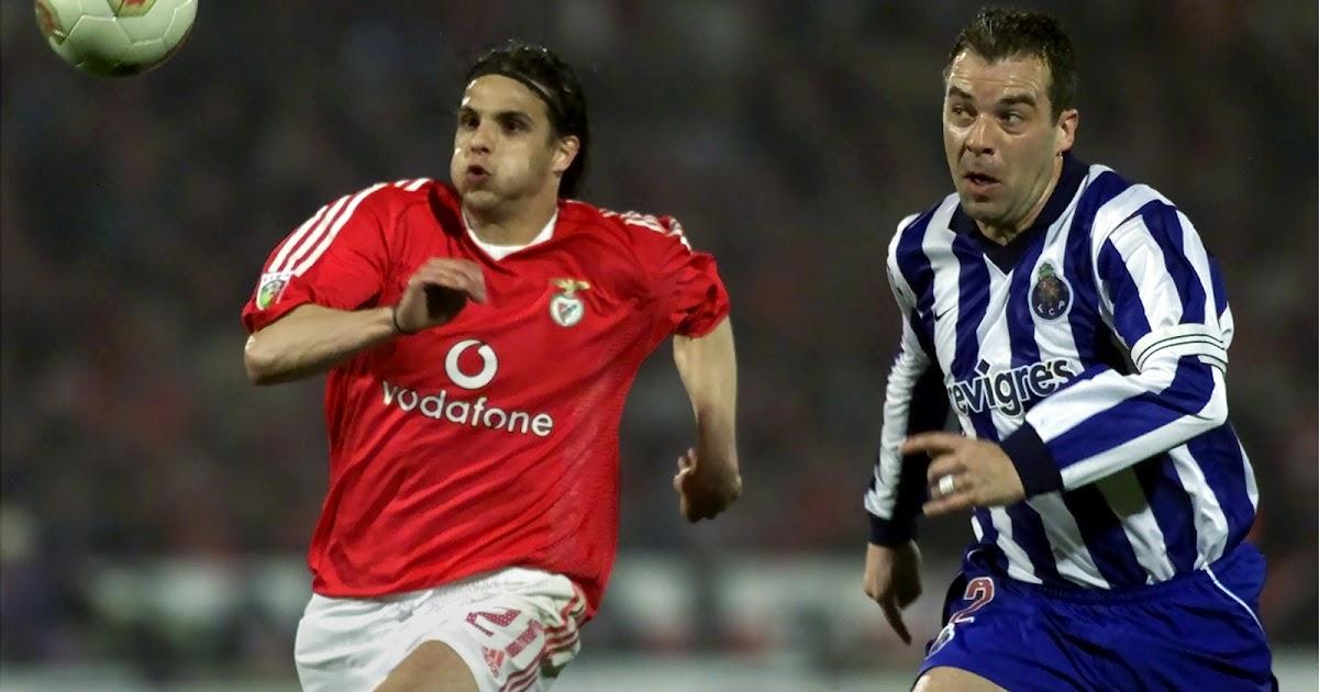 7ca92b1716525 O Blog do David: Os 10 clássicos mais marcantes entre Benfica e FC Porto