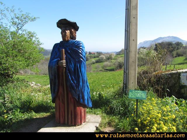 Camino Encantado Llanes: Nuberu
