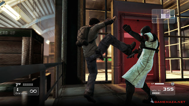 Shadow Complex Remastered Gameplay Screenshot 4