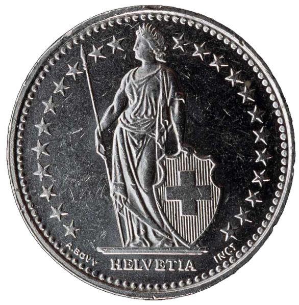 previsioni franco svizzero