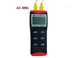 Darmatek Jual AZ-8856 Thermocouple 6 in 1