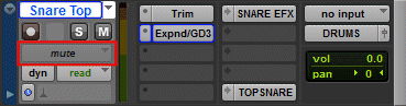 Disable Playback of Mute Automation in Pro Tools