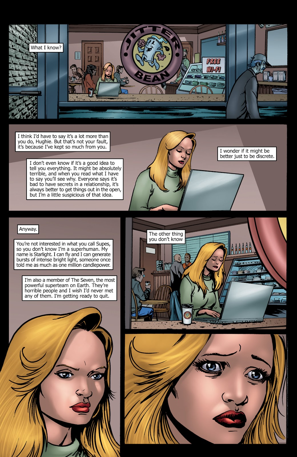 Read online The Boys Omnibus comic -  Issue # TPB 4 (Part 1) - 89